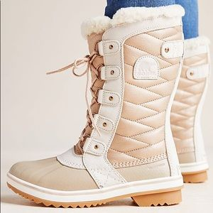 New Sorel Tofino II Lux Quilted Boots